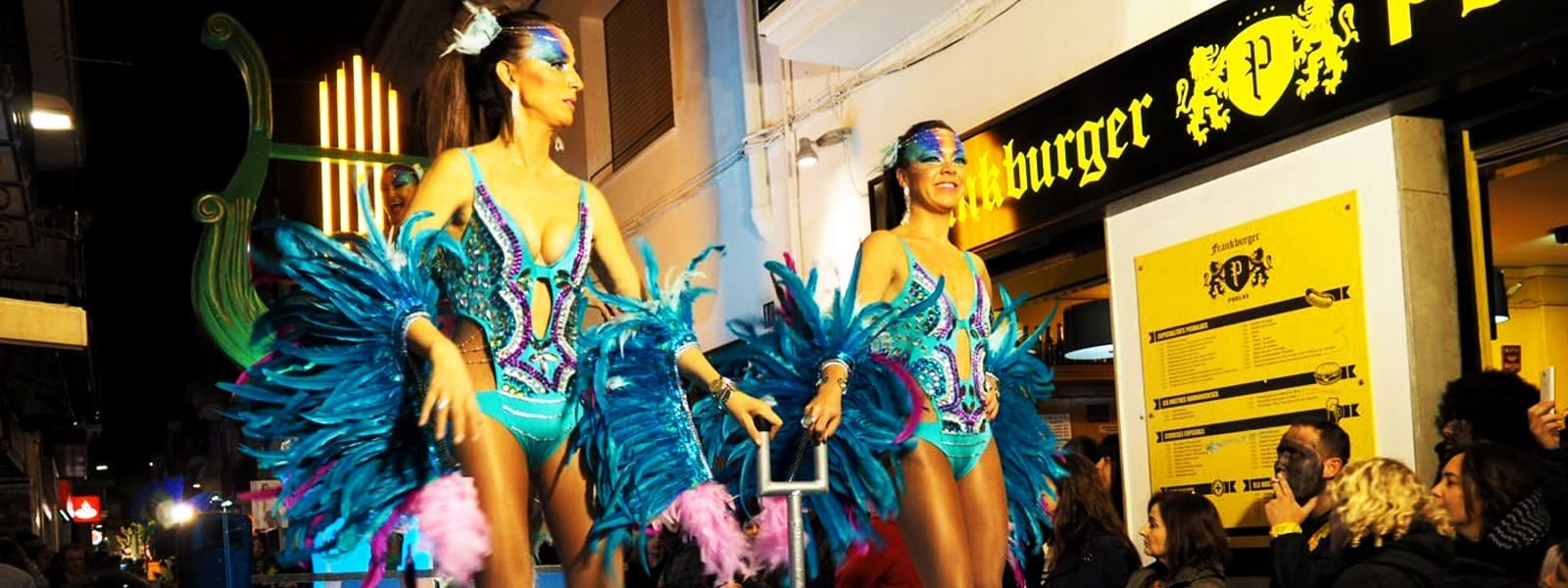 Sitges Carnival From Barcelona